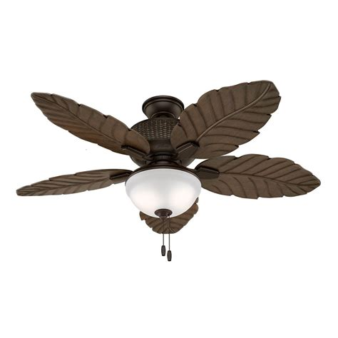 Tropical Outdoor Ceiling Fans With Lights Wanted Imagery