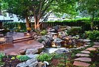 backyard landscape ideas Cool Backyard Landscape Ideas That Make Your Home As A Castle - Interior Design Inspirations