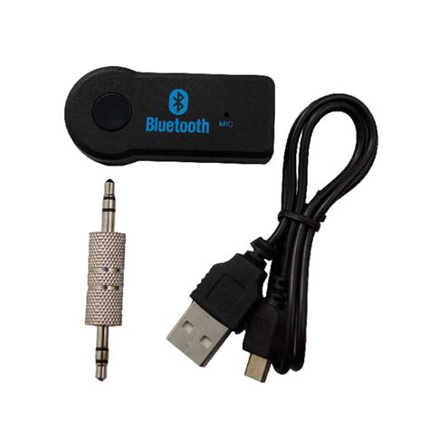 bluetooth adapter auto bluetooth aux in adapter dongle musik audio stereo radio