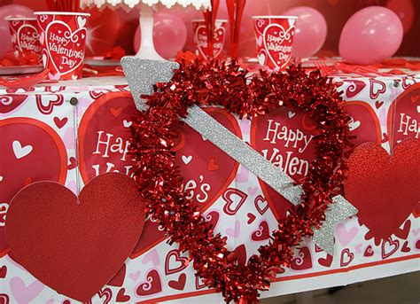 Valentine Day Table Decoration Ideas