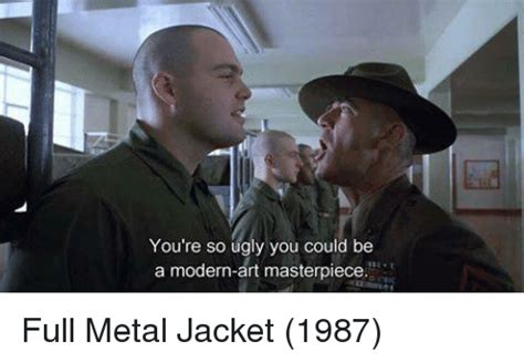 Full Metal Jacket Meme - 25 best memes about full metal jacket full metal jacket memes