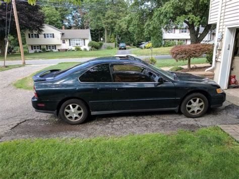 best car repair manuals 1994 honda accord auto manual 1994 honda accord ex coupe 5 speed manual for sale photos technical specifications description