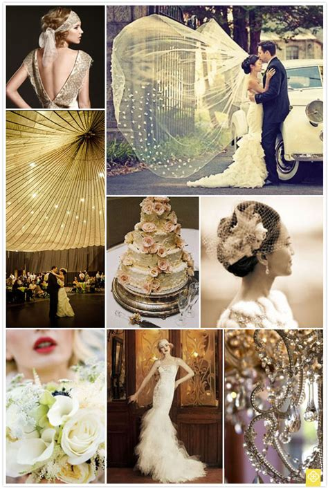 Great Gatsby Wedding Inspiration M B Classics Events