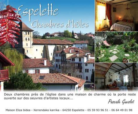 chambres d hotes pays basque espelette chambre d hotes espelette cheap chambres d hotes pays