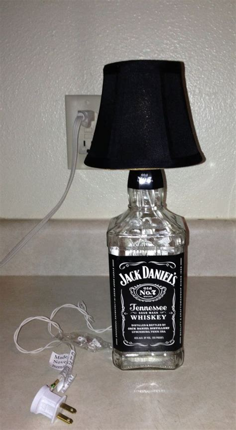 jack daniels bottle lamp lighting  ceiling fans