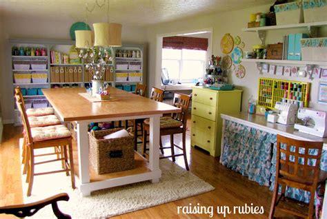 Craft Rooms : The Seasoned Homemaker
