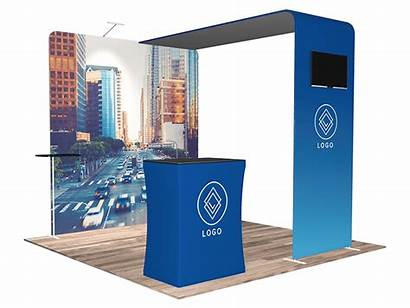 Booth 10x10 Trade 1102 Displays Tension Fabric