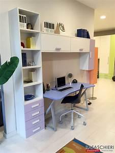 Armadio con scrivania ~ idee di design nella vostra casa