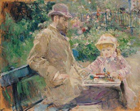 La Berthe Morisot by Bougivalberthe Morisot Bougival