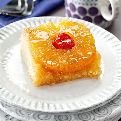 makeover pineapple upside  cake recipe taste  home