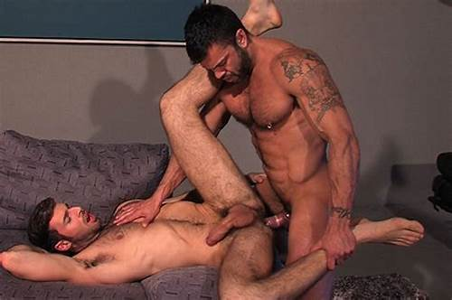 Big Freckles Model Pounds By A Muscular Macho #Titanmen