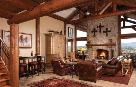 south fork colorado log home residence precisioncraft