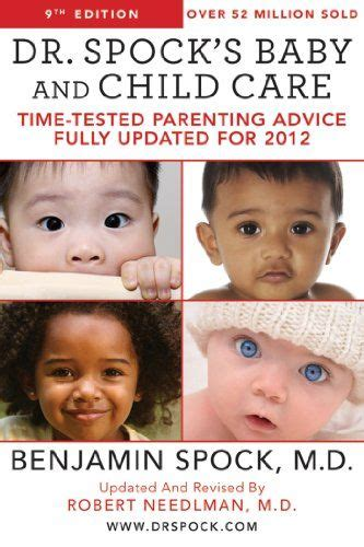 Dr Spocks Baby And Child Care By Dr Benjamin Spock