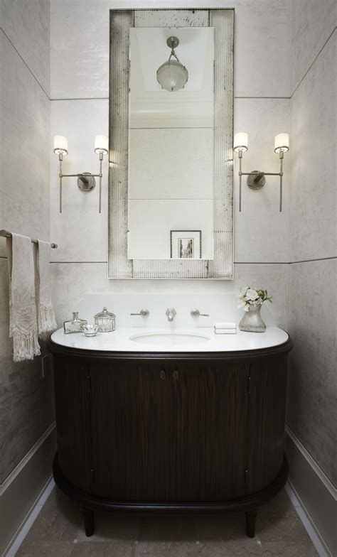 Beautiful Black-and-White Bathrooms