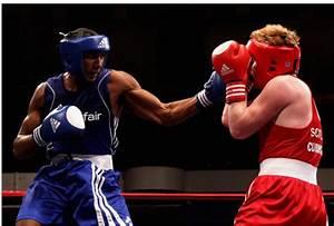 Amateur Boxing Photos
