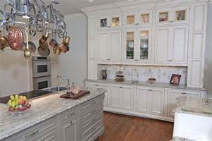 Built-In Hutch Area - Traditional - Kitchen - dallas - by