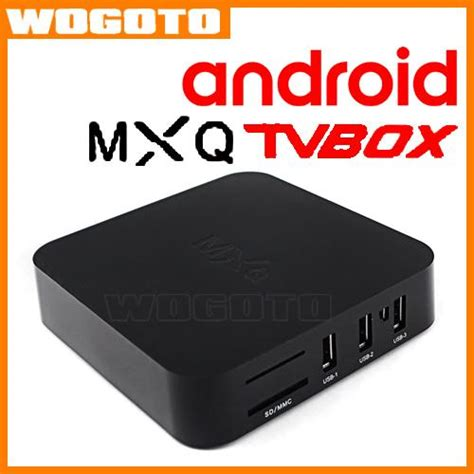 android cable box android tv box mxq s805 hdmi cable set top box