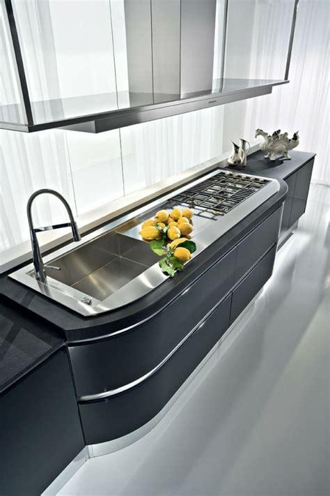 cuisine rectangulaire idée aménagement cuisine rectangulaire