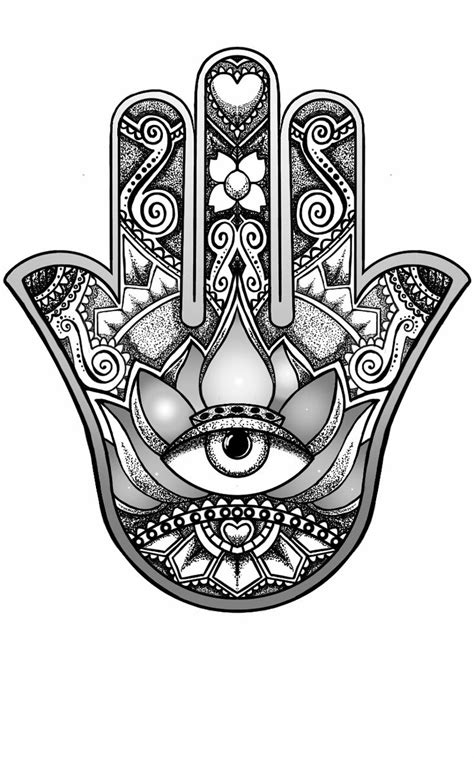 44 best Hamsa And Owl Tattoo Sketches images on Pinterest | Tattoo designs, Design tattoos and