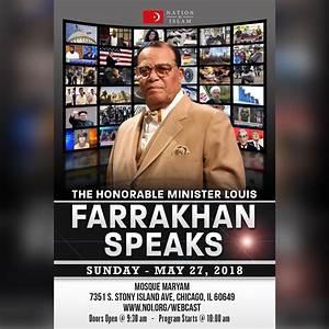 MINISTER FARRAKHAN (@LouisFarrakhan) | Twitter