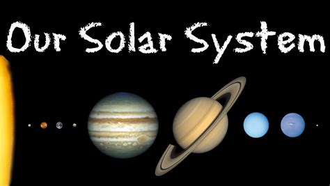 Our Solar System Planets