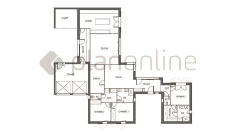 plan chambre parentale plan chambre parentale avec salle de bain et dressing 12