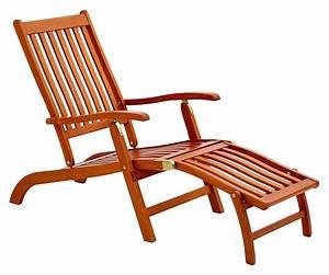 Chaise De Jardin En Bois : chaise longue jardin bois exotique chaise id es de d coration de maison l2b1el6bz5 ~ Teatrodelosmanantiales.com Idées de Décoration