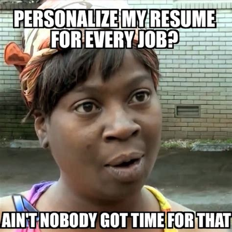 job search memes     real careerbuilder