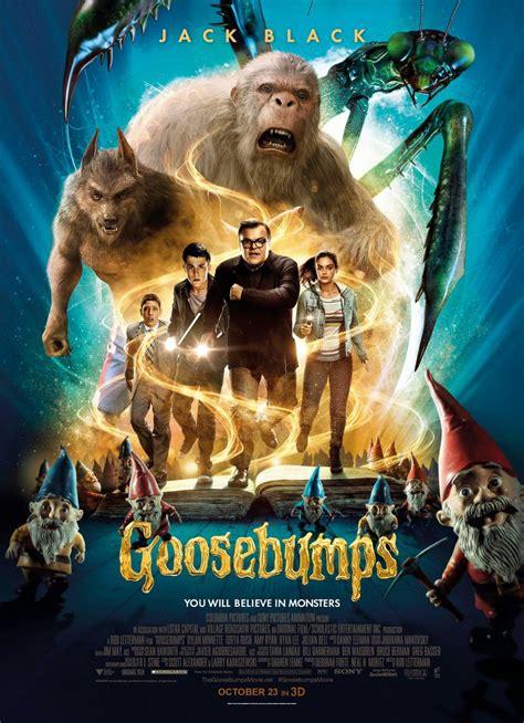 film review goosebumps  hnn
