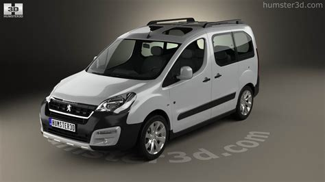 Peugeot Partner Tepee by Peugeot Partner 2 Peugeot Partner 2 Tepee 7 Places Et