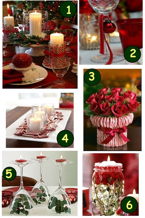 christmas dinner table decorations 25 tempting christmas dinner ideas