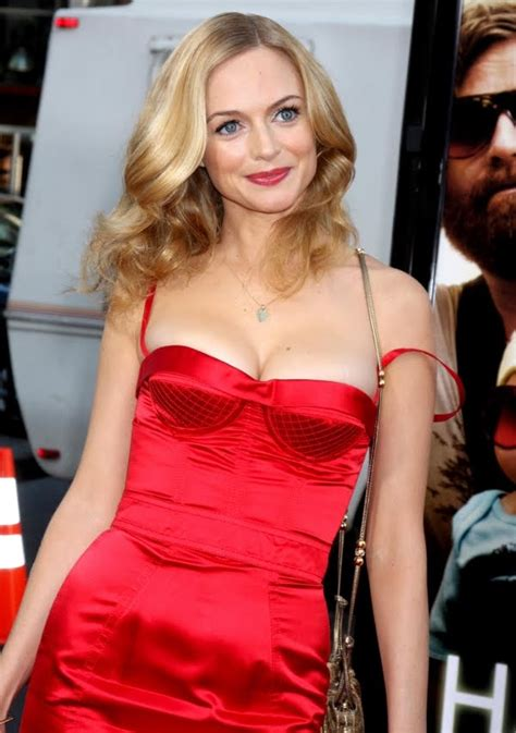 actress latest photo video show heather graham