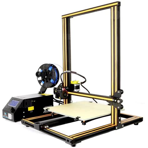 We also mention a few other food customization solutions, including coffee 3d printing, food ornament 3d printing and 3d printing food moulds. €299 with coupon for Creality3D CR - 10 3D Desktop DIY Printer - EU PLUG COFFEE AND BLACK EU ...