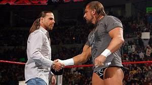 Rivalidades #17 - Shawn Michaels vs Triple H - Wrestling PT