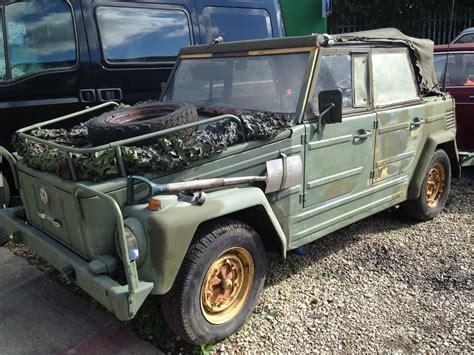 Volkswagen 181 Thing Trekker Military Army Car , No