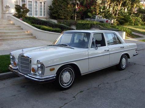 For Sale 1970 Mercedes Benz 280se  Mbworldorg Forums