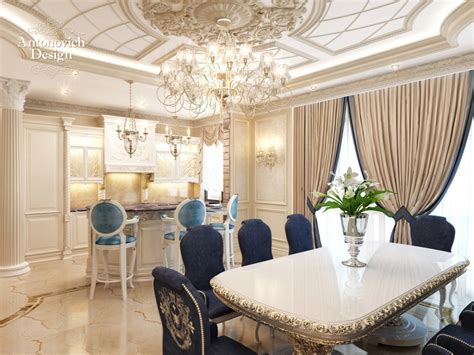 ROYAL INTERIOR DESIGN BY ANTONOVICH DESIGN ? Antonovich