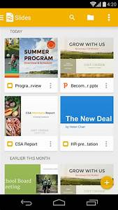 google slides android apps on google play With google docs app play store