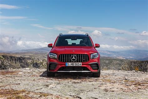 For the extra £2,500 beyond the standard car, the premium trim adds extras including a larger digital driver's. 2020 Mercedes-AMG GLB 35 4MATIC Review - autoevolution