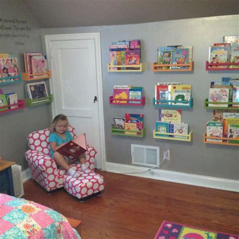 Childrens Bookcase Ikea by Ikea Bekvam Spice Racks Used As Bookshelves My