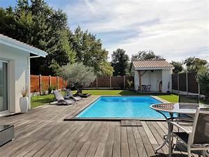 bassin d39arcachon gujan mestras secteur la hume jolie With location bassin d arcachon avec piscine