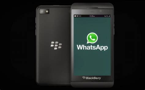 whatsapp supports for blackberry and nokia platforms