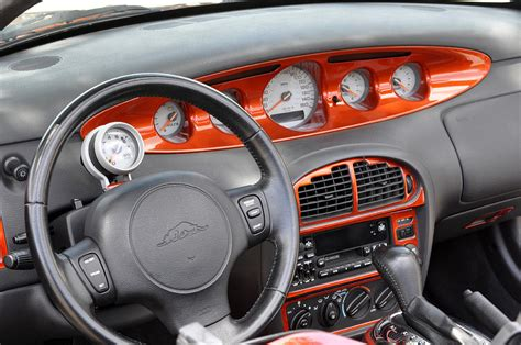 2001 Customized American Plymouth Prowler Car Cockpit ...