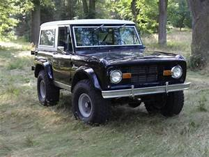 1971 Ford Bronco - Classic Bronco - U100 Bronco - First Generation Bronco - Classic Ford Bronco ...