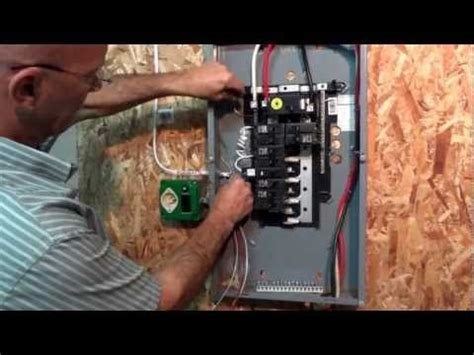 How Install Transfer Switch For Portable Generator