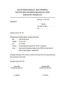 contoh surat undangan pertemuan ikatan persatuan haji