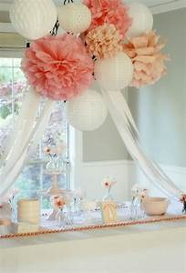Vintage bridal shower decorations ideas for Wedding shower decorations ideas