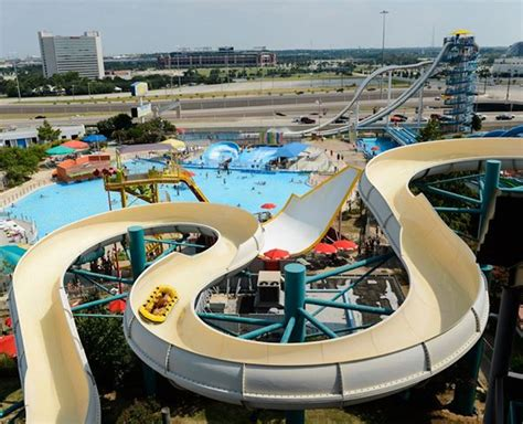 hurricane harbor arlington texas black hole house images