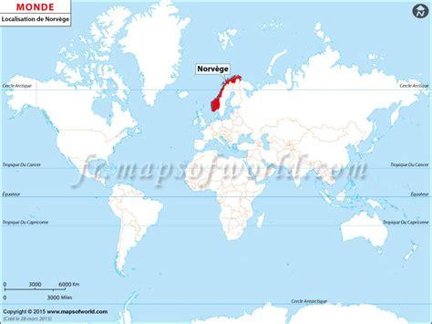 Carte Du Monde Avec Norvege norv 232 ge carte du monde voyages cartes