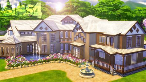 build house the sims 4 house building quot kaleidoscope quot with